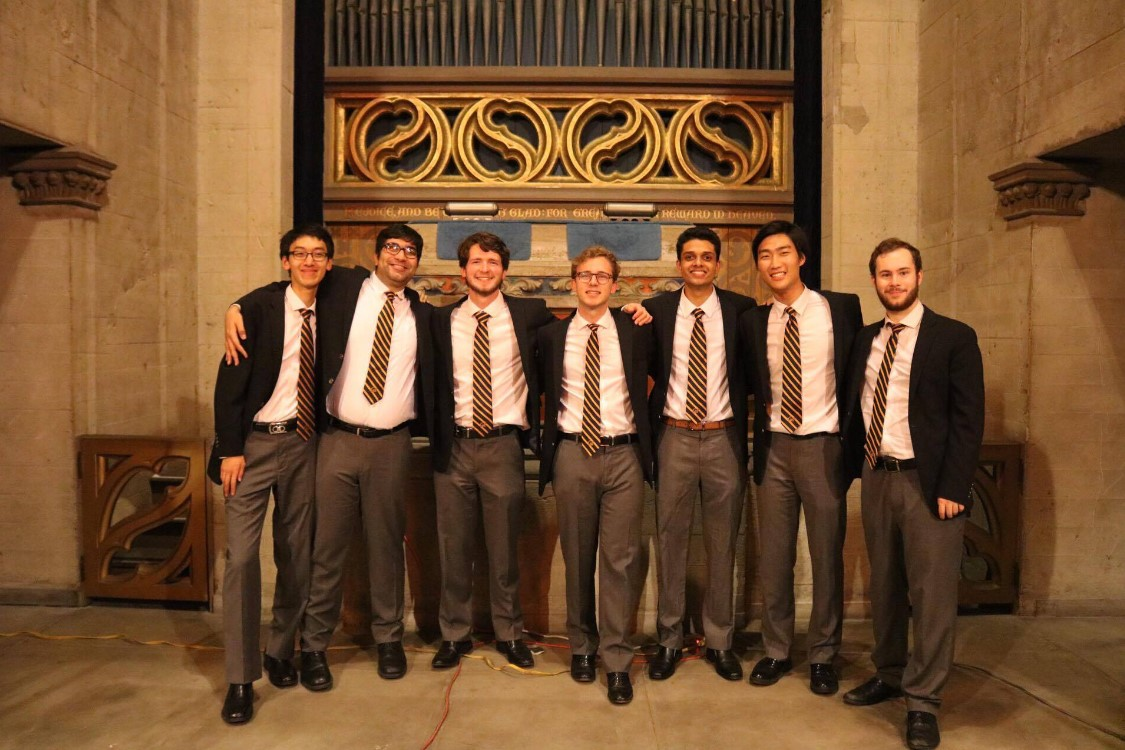 UC Men's Octet
